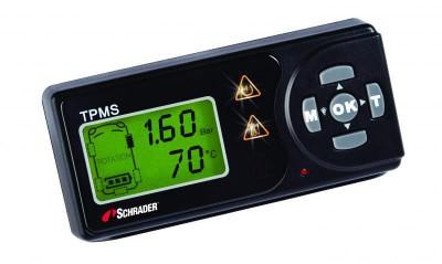 Система контроля давления и температуры в крупногабаритных шинах производства компании SCHRADER (Франция)