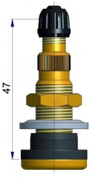 Вентиль TR 618 A   R-1840-2